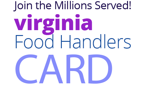 VIRGINIA Food Handlers Card | eFoodHandlers® | $10